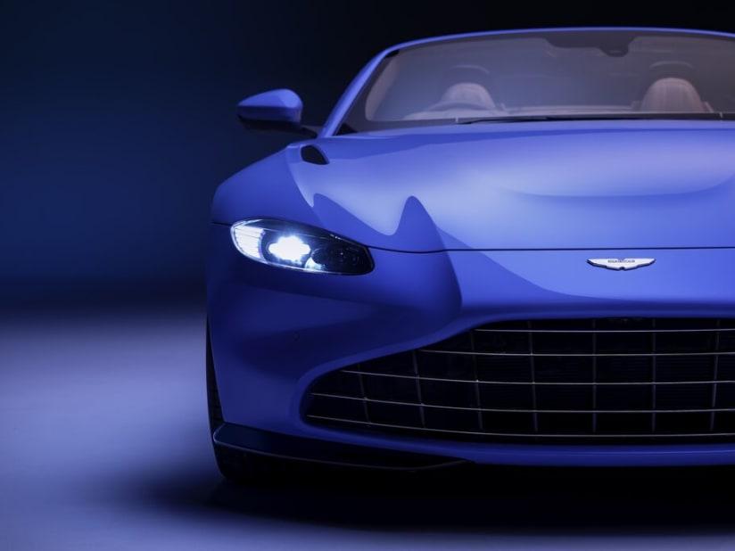 New Aston Martin Vantage Roadster For Sale Lancaster Aston Martin