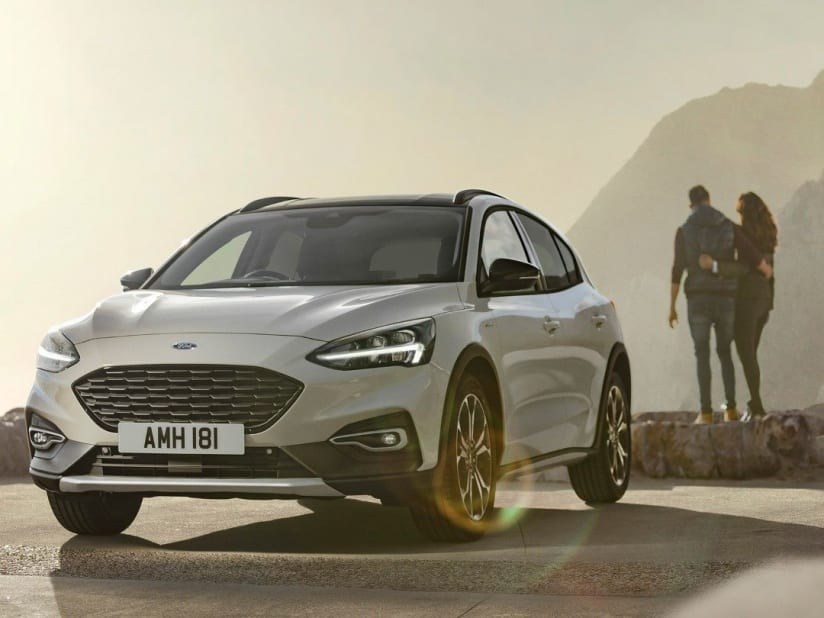 All New Focus Active Powys Greenhous Ford