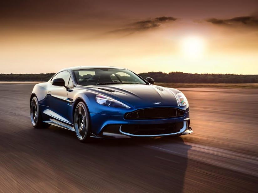 New Aston Martin >> New Aston Martin Vanquish S For Sale Lancaster Aston Martin