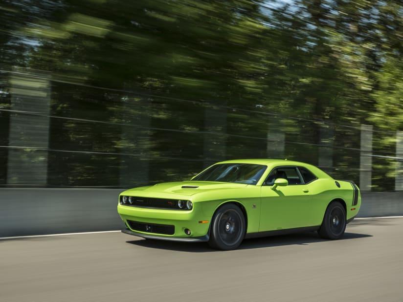 Buy The New Dodge Challenger In Uae Trading Enterprises