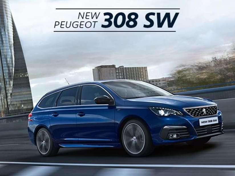 New Peugeot 308 SW | Warners Peugeot | Gloucestershire