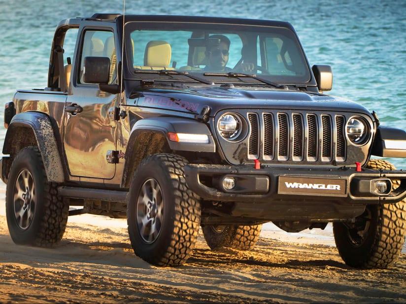Jeep Wrangler | Al-Futtaim Trading Enterprises UAE