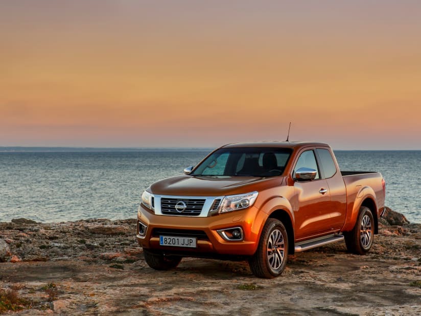New Nissan Navara | Dublin, Galway, Meath, Wicklow | Windsor