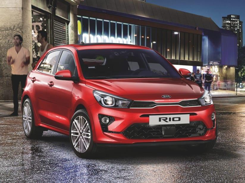 KIA RIO - New Kia Rio For Sale | Kia Retail Group