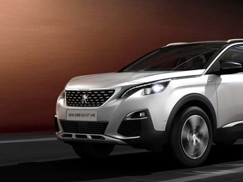New Peugeot 3008 Suv Gt Line Chester Cheshire Swansway Peugeot