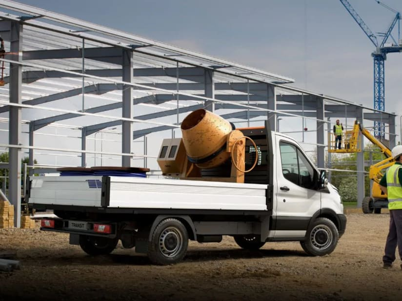 13606e50b35 Ford Transit Chassis Cab | Devon & Cornwall | Vospers Ford