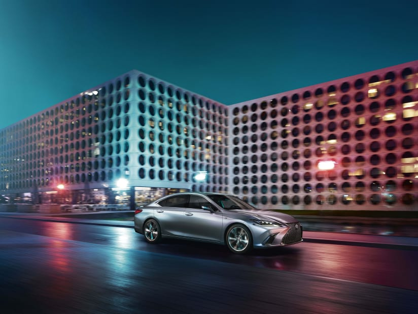 The All New Lexus Es 2019 Specification And Pricing Lexus