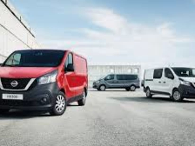 4e74ffc257bfc8 The All-New Nissan NV 300 is here.