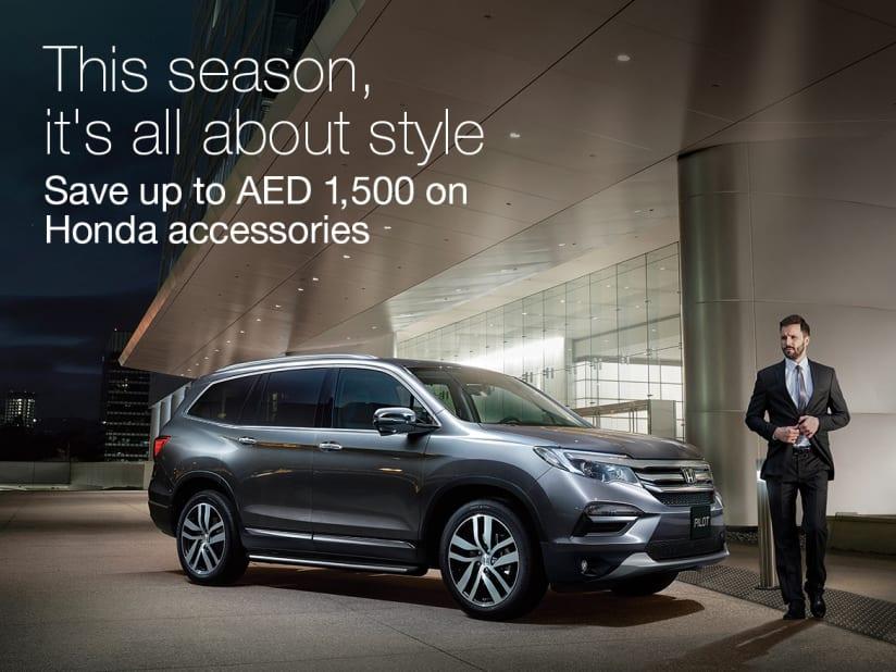 Buy New and Used Honda Cars in the United Arab Emirates | Honda