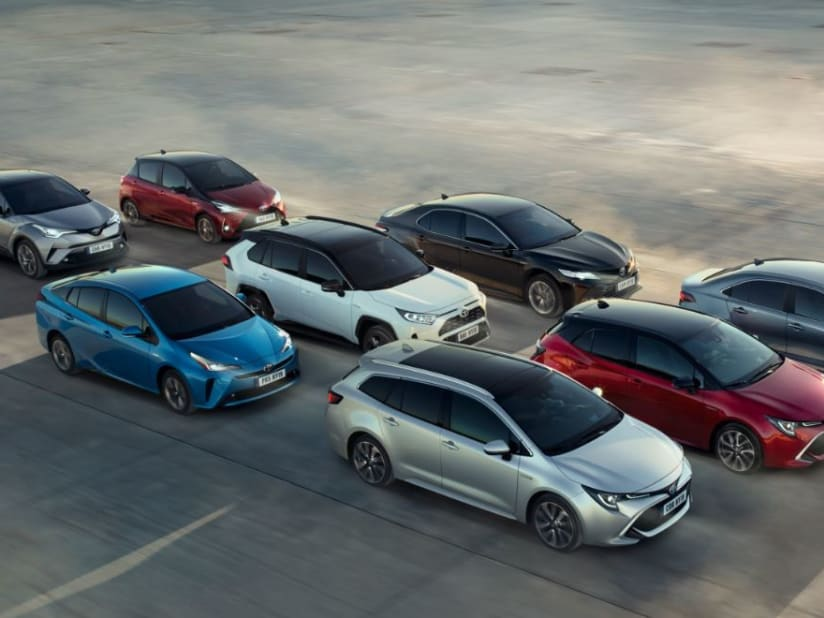 New Toyotahybrid Cars For Sale London New Toyota Hybrid Cars