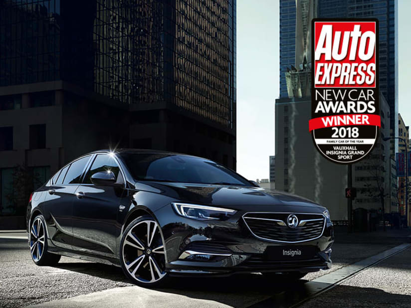 Vauxhall Insignia Grand Sport | Wales | Southern
