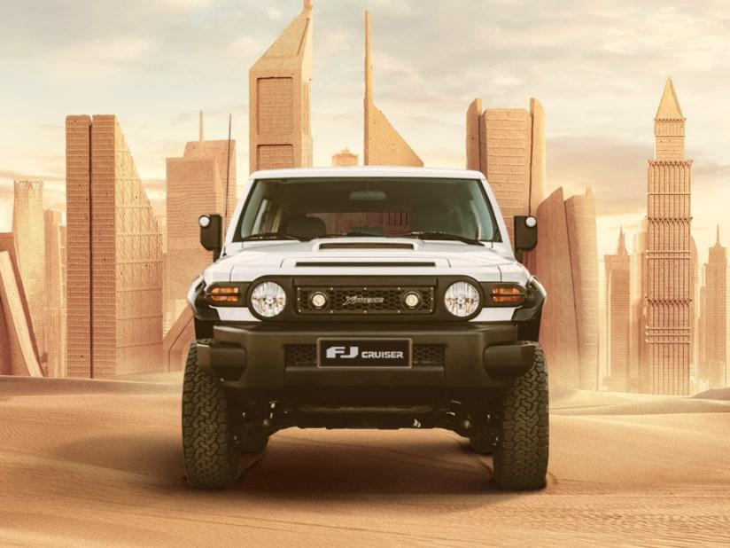 New Toyota FJ Cruiser 2019 Cars for Sale in the UAE | Toyota