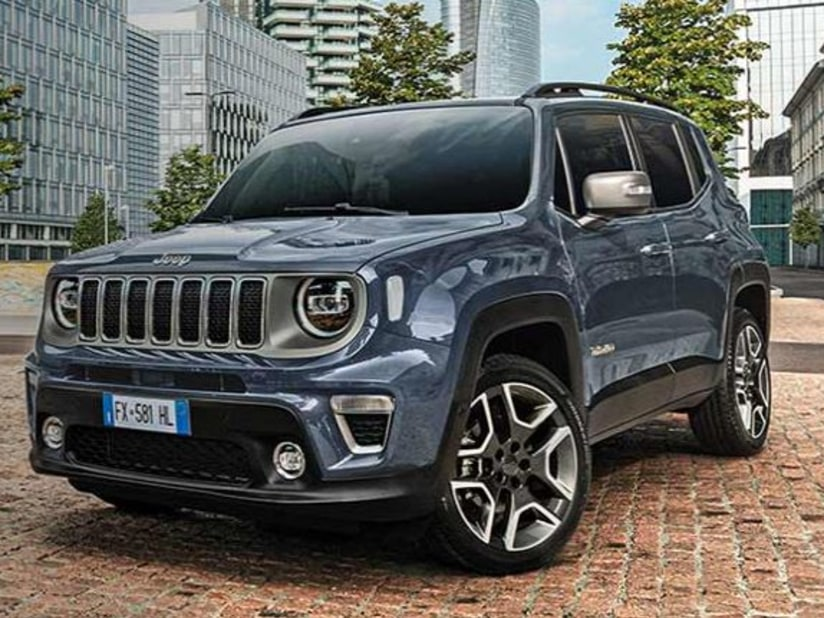Jeep Renegade Motability Offer Lipscomb Jeep