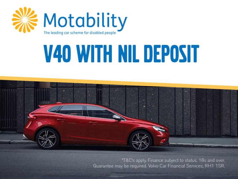 Motability Offers Malton York Ray Chapman Volvo