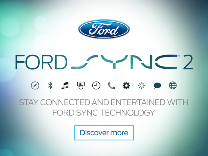 Ford SYNC | Hartwell Ford