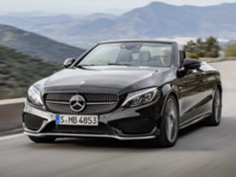 c43 amg range : finance deals & offers at lookers