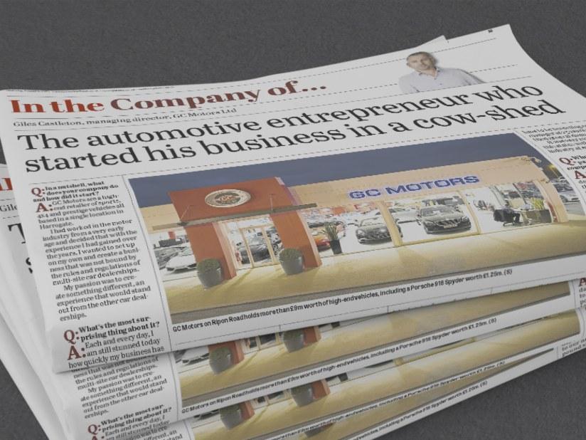 Automotive News | GC Motors