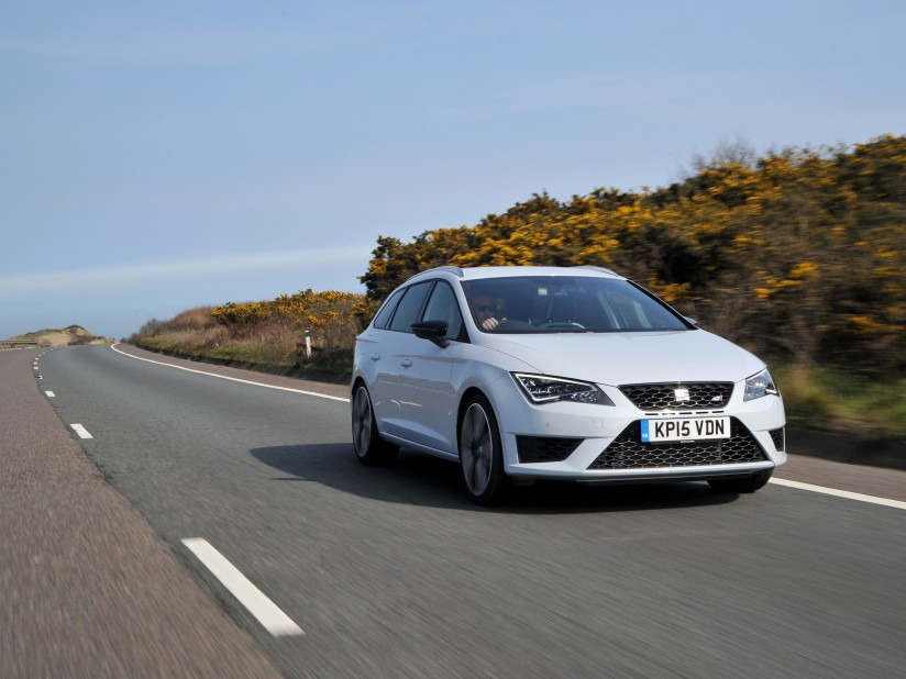 Third Year Of Glory For Seat Leon With Two More Auto Express Awards