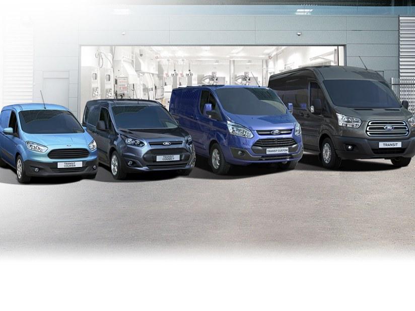 33b590a4d0 Ford Commercial Vans