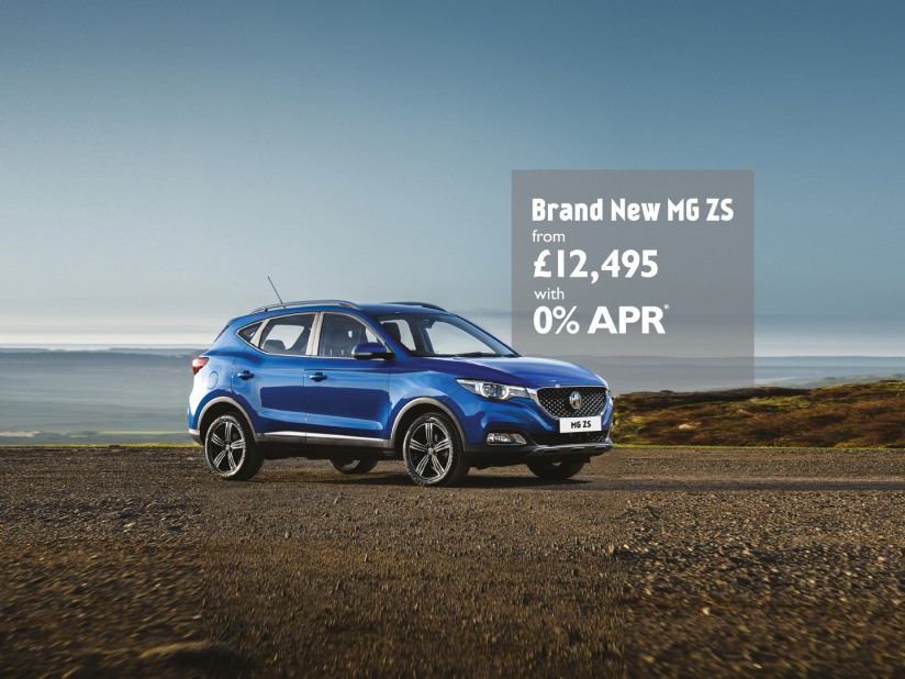 0 Apr Car >> Mg Zs Available From 12 495 On 0 Apr Finance Maidstone And