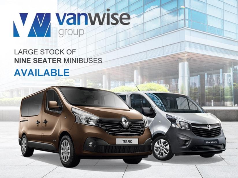 b5139b99d0 ... Van   Commercial Vehicle Offers. Nine Seater Minibuses