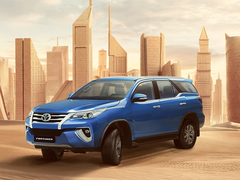 New Toyota Fortuner 2018 Cars for Sale in the UAE | Toyota