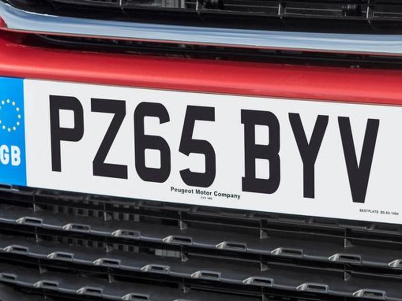 How Does the Number Plate System Work? | Wilsons Group