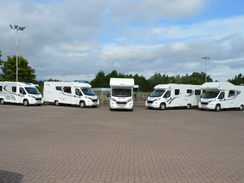 Struans for Motorhome Rental in Scotland