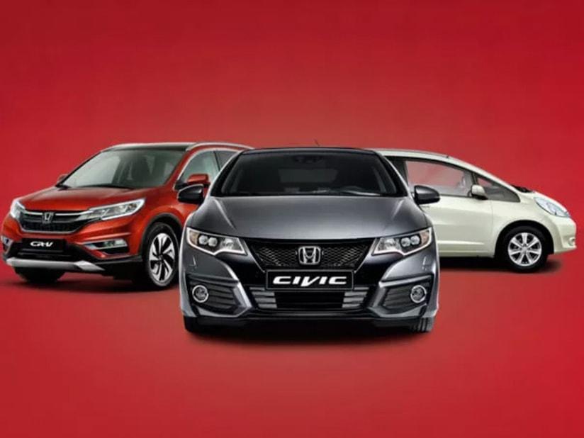 New Honda Cars Hertfordshire London Crown Honda