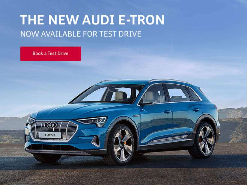 Audi Dealer Epsom Walton Drift Bridge Audi