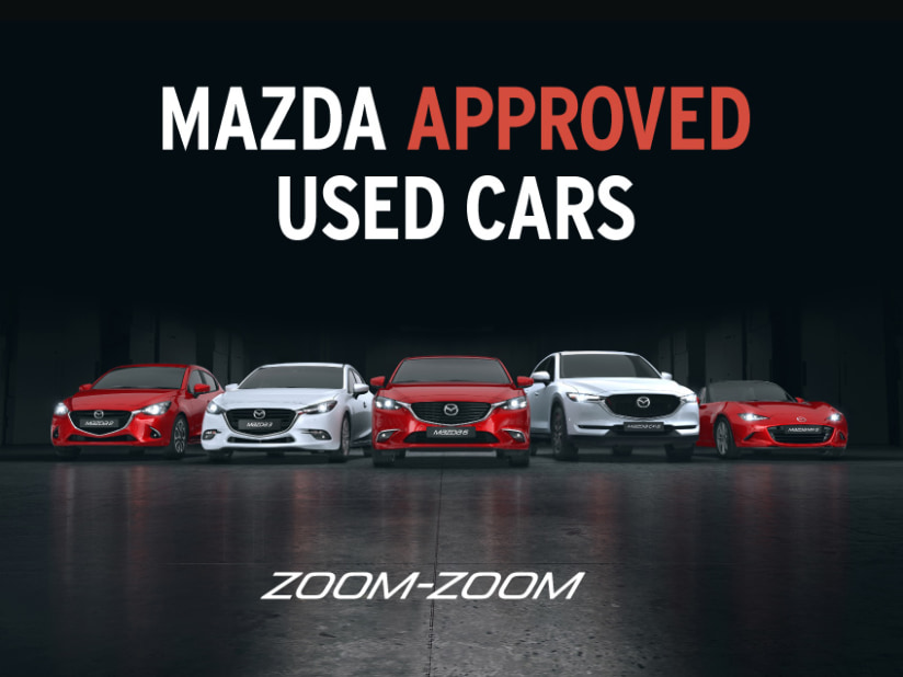 Mazda Used Cars >> Mazda Approved Used Cars Colchester Essex Underwoods
