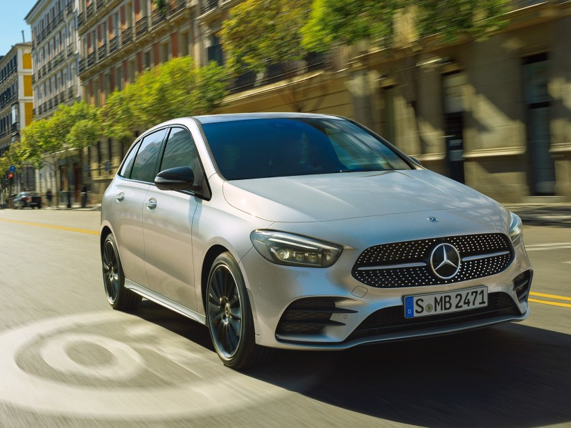beed6420ba ... used cars Find Out More · The New B-Class.