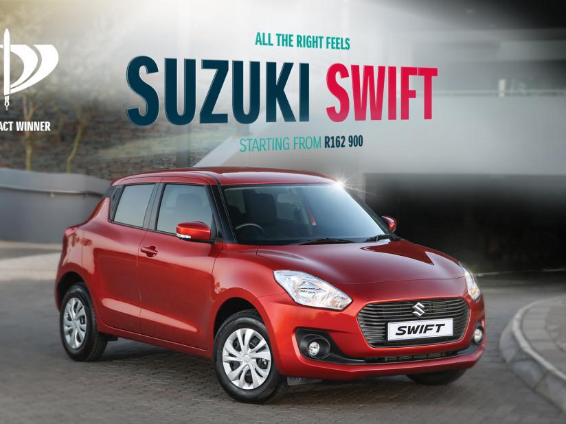 Swift Hatch   Suzuki South Africa