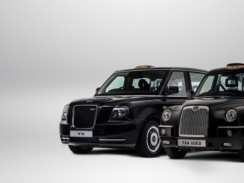 New TX Electric Taxi | Approved Used taLEVC