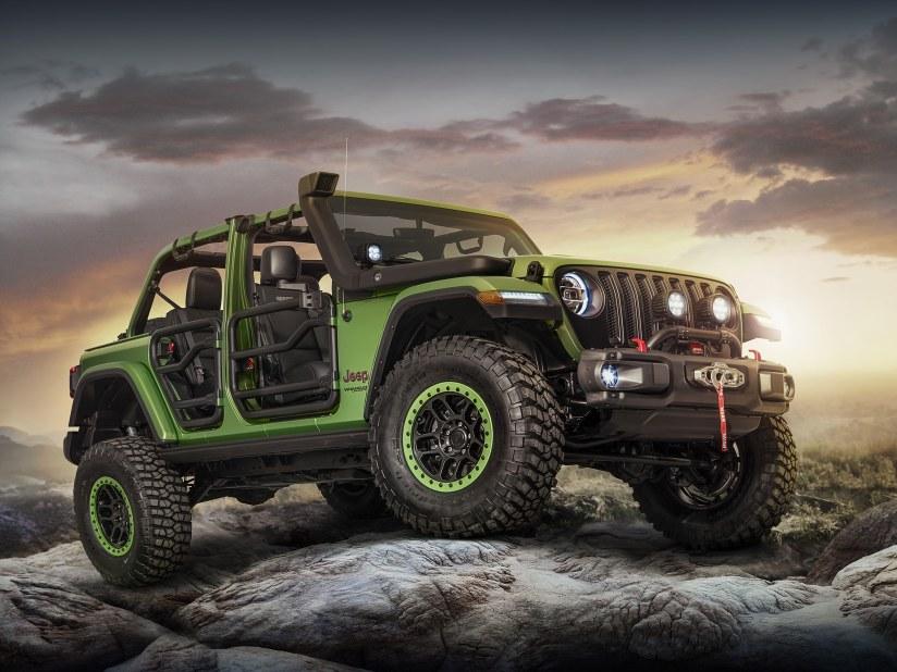 Hood Lock OEM Mopar Jeep Wrangler All Models