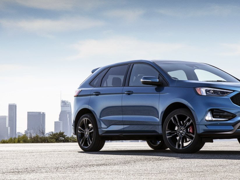 Ford Edge Uae Al Tayer Motors Ford