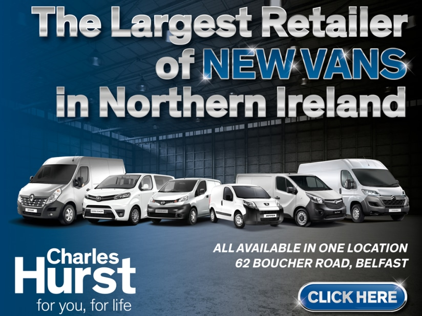 d019308993 New Vans for sale in Belfast Northern Ireland (NI) - Charles Hurst