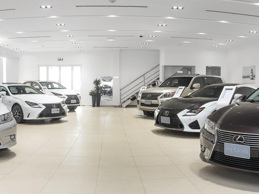 Used Lexus Cars For Sale In The United Arab Emirates | Lexus