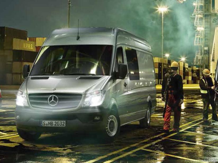 b6d133584a8f New Mercedes-Benz Vans