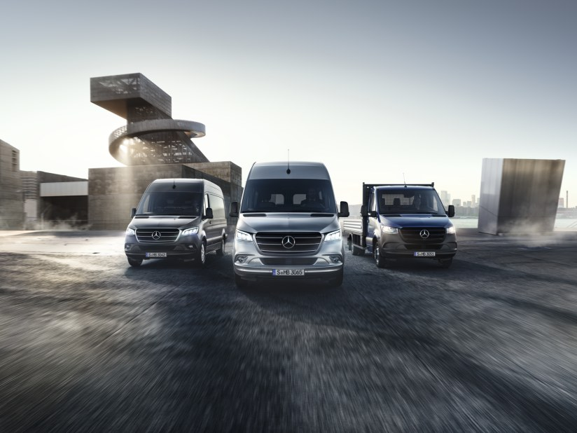 38d40baa75 Mercedes-Benz Sprinter Offers