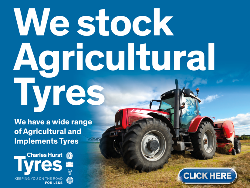 Tyres | NI's largest supplier | Charles Hurst