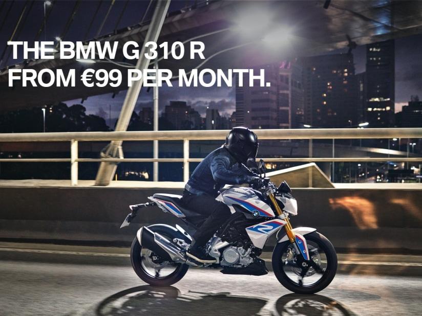 Bardzo dobra Automotive News | Joe Duffy BMW Motorrad EI34