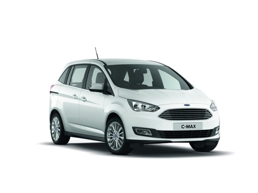 Ford Grand C Max >> Ford Grand C Max Offer Wellingborough Northamptonshire Central