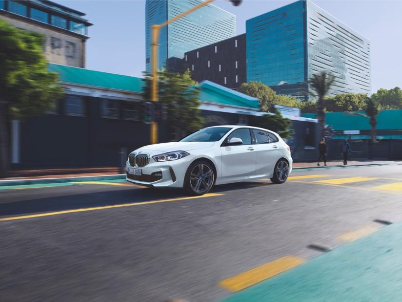 BMW 1 Series Finance Offers   Marshall BMW