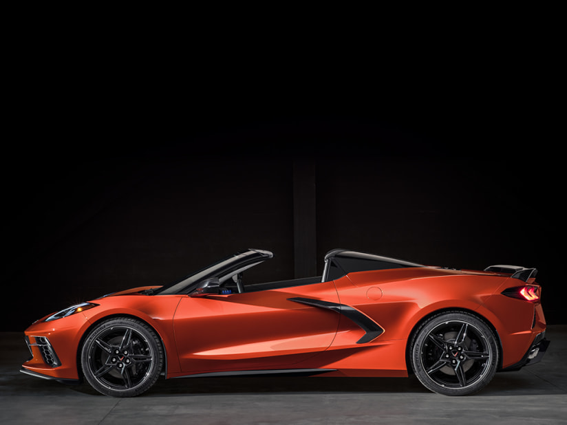 Next Generation Corvette Chevrolet Qatar
