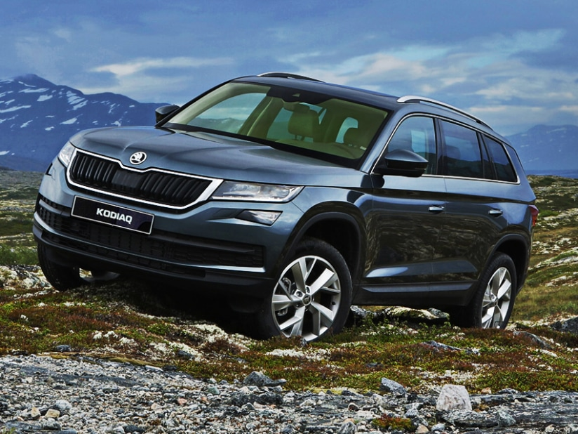 New Skoda Kodiaq | Birmingham, Liverpool & Wigan | Johnsons Skoda
