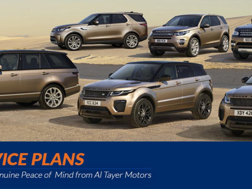 Land Rover Warranty >> Service Warranty Uae Al Tayer Motors Land Rover