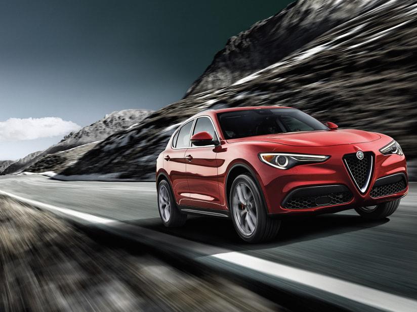 All New Alfa Romeo Stelvio Solihull Johnsons Alfa Romeo