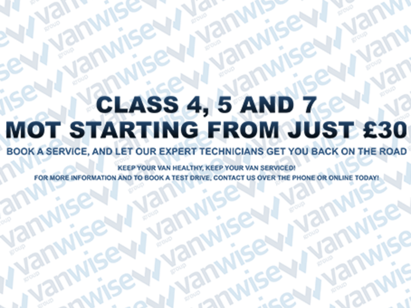 e75da745121406 Van Servicing   Repairs in Essex and Kent from Vanwise Group