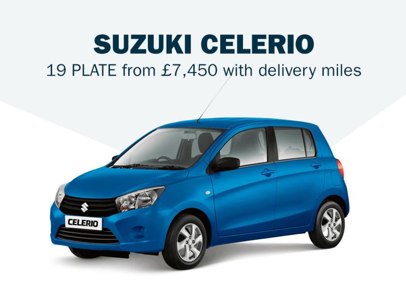 Suzuki Car Dealer | East Kilbride, Coatbridge & Irvine